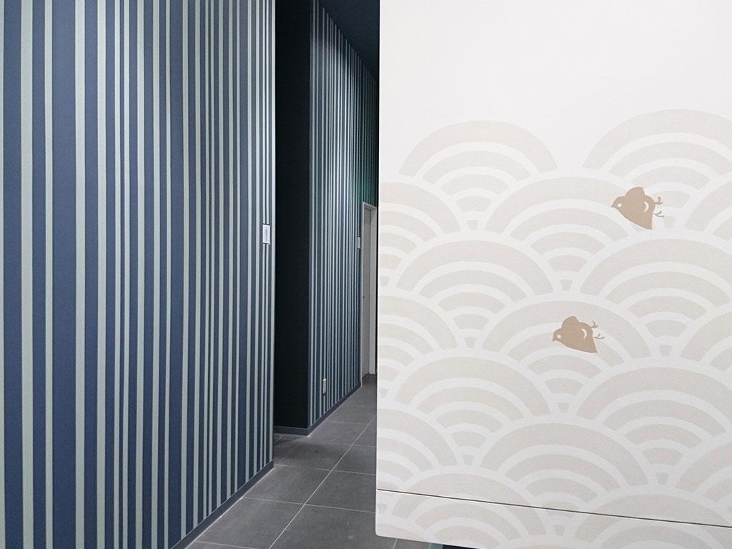 デザインペイント-東京塗料会館